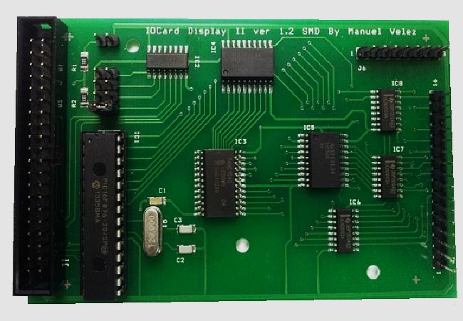 Displaycard II