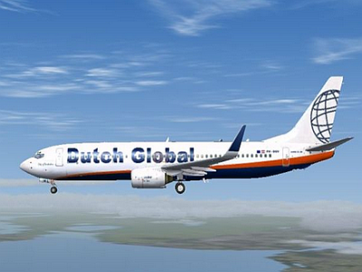 Aircraft Dutch Global