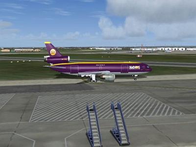 Aircraft Hanos