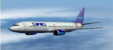 air4dac b7374 dacairlines