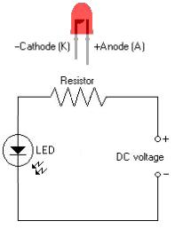 LED Weerstand Berekening