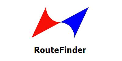 FLIGHTPLANNER RouteFinder LOGO