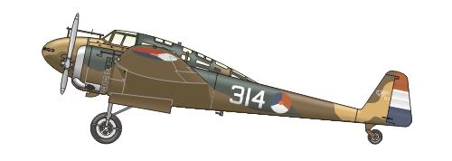 FKG1MAJ Aircraft