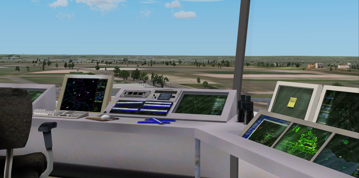 IMG Control Tower