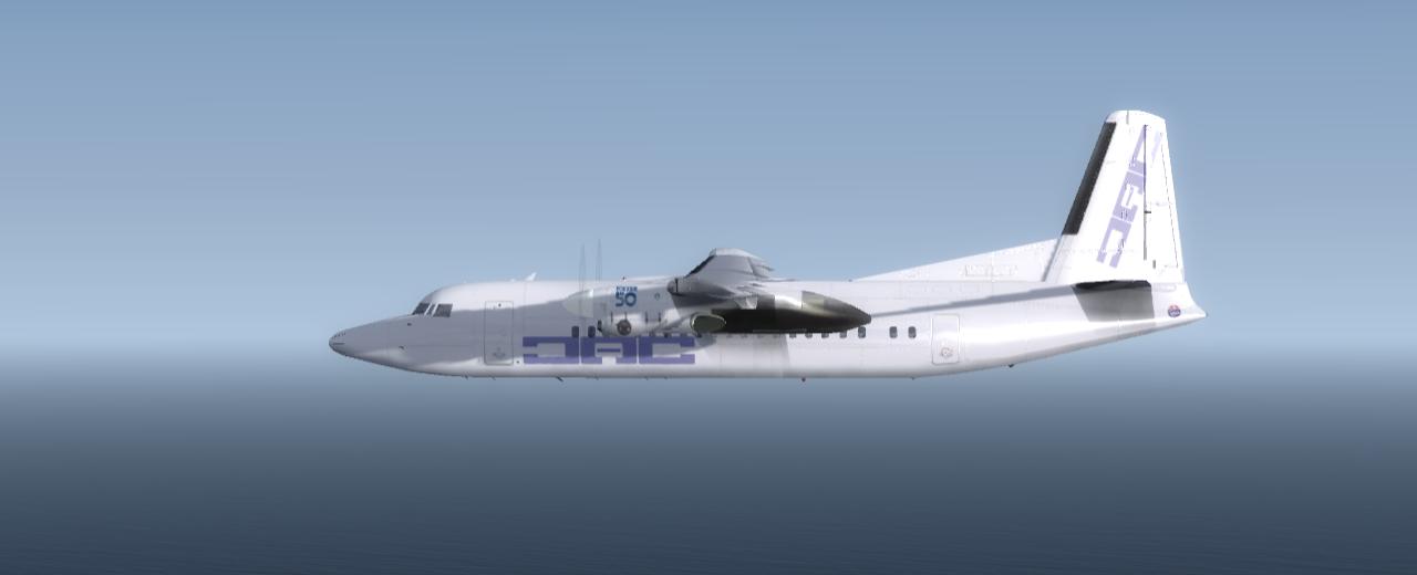IMG DACNEW FOKKER F-50 DAC