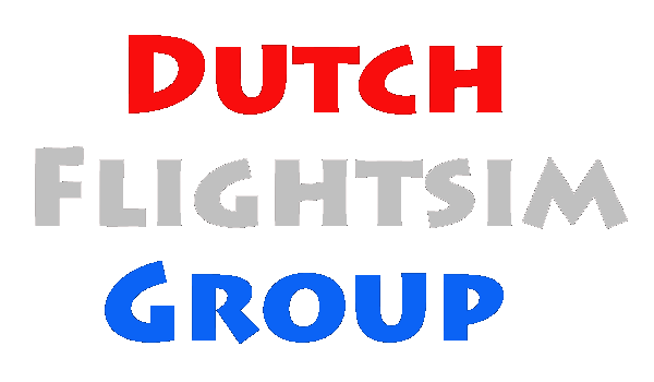 LOGO Dutch Flightsim Group 600x350