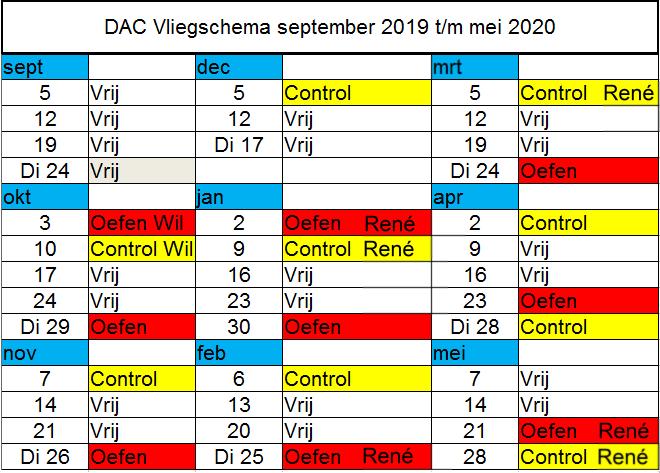 IMG DAC-ONLINE Kalender 2019 2020