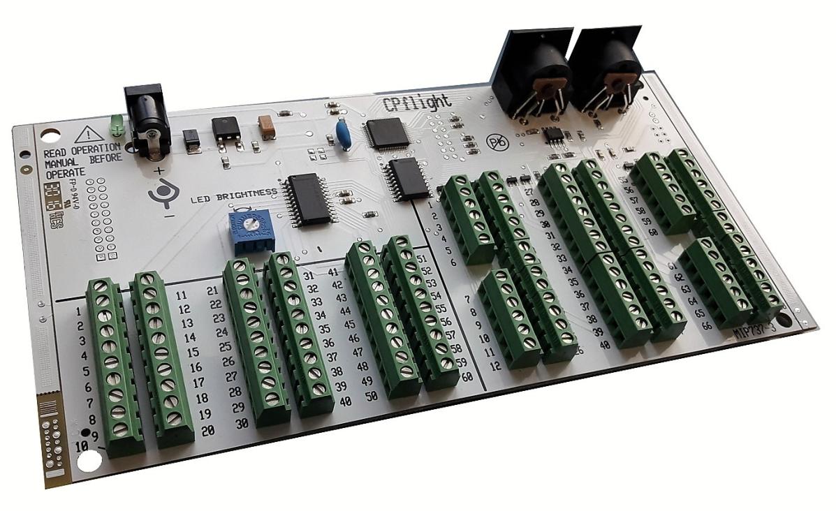 MIP737 Board