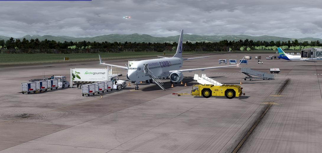 IMG FvdM 202102 Hoep Arrived Caribbean