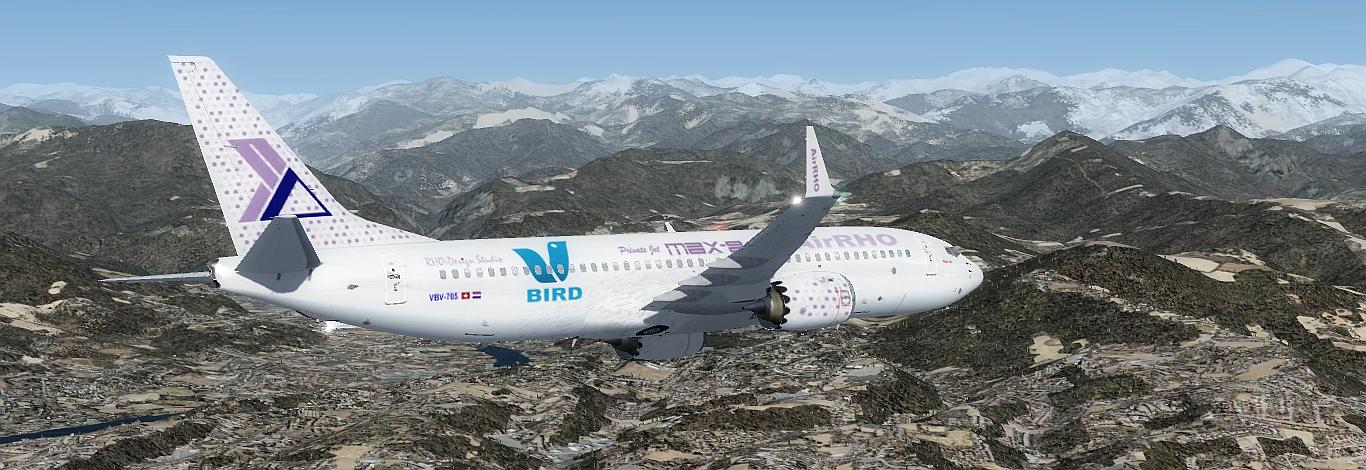 IMG FvdM 202105 Hoep First VBird Flight
